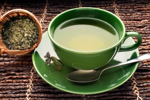 Grønn te på full fart opp som nummer en